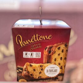 Panettone/Chocottone S/Glúten...