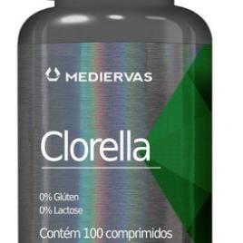 Clorela 100 Comprimidos 500mg (Mediervas)