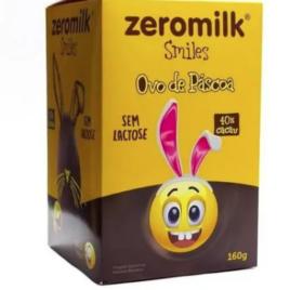 Ovo De Páscoa Zeromilk Sem Lactose...